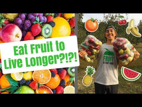 Not Eating Enough Fruit May Kill You?!?