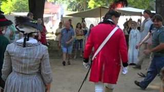 music of redcoats and rebels at osv