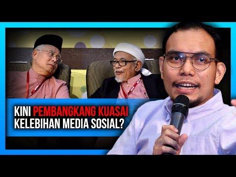 SALAH SIAPA PAKATAN HARAPAN KALAH DI MEDIA SOSIAL