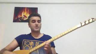 HAPİSTE YATARIM - ALİ KINIK - VEYSEL MUTLU - BAĞLAMA - ÜMİT KOÇ Video