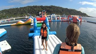 Crazy Balloons at Inflatable Island Subic