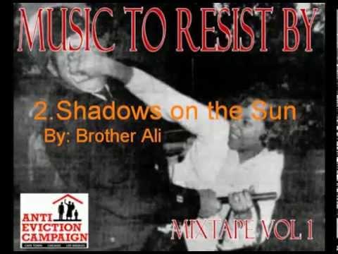 L.A. Anti-Eviction Campaign Mixtape. Featuring Dead Prez, Brother Ali, Immortal Tecnique and more