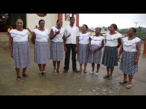 ´Alabaos´ en Andagoya, Chocó