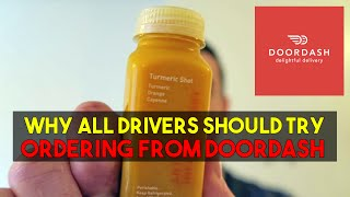 Ordering From DoorDash - Why All Drivers Should Try It! 🍔🍕🌮