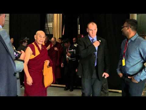 Dalai Lama Perth Australia