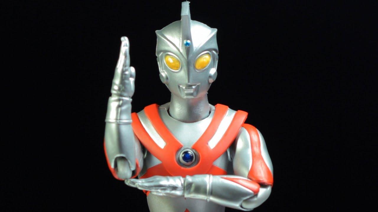 Ultra-act Ultraman Ace Review