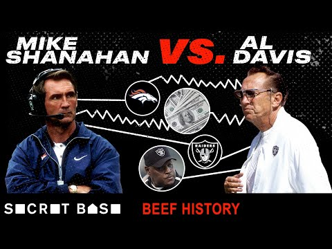 Al Davis was cheap, Mike Shanahan was petty, and their beef was a decade-long delight