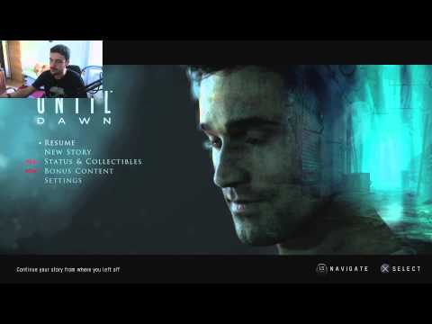 Until Dawn Save All -Full Game