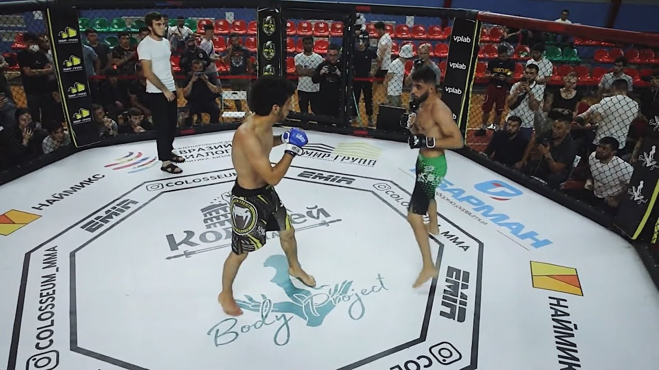 Нажмутдин Батразов (Россия) vs. Шерзод Каюмов (Таджикистан) | 61 кг
