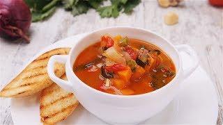Томатный суп - Рецепты от Со Вкусом