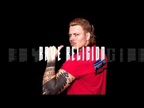 FiNCH ASOZiAL feat. LiTTLE BiG - RAVE RELiGiON (Lyric Video) - prod. Dasmo & Mania Music