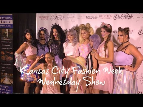 Kansas City Fashion Week Spring | Summer 2018 Wednesday Show