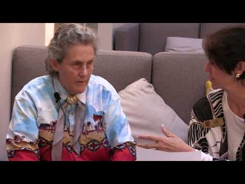 Temple Grandin Interview - Her Legacy Project - Zonta Fort Collins