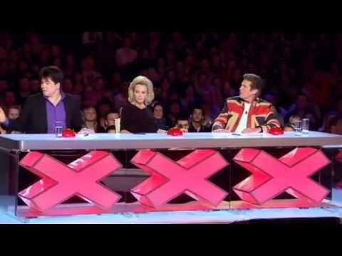 NAKED AND FUNNY AUDITIONS FROM GOT TALENT WORLDWIDE