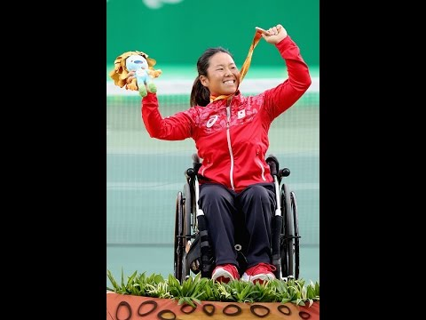 Wheelchair Tennis| de Groot v Kamiji |Women´s Singles Bronze Medal Match |Rio 2016 Paralympic Games