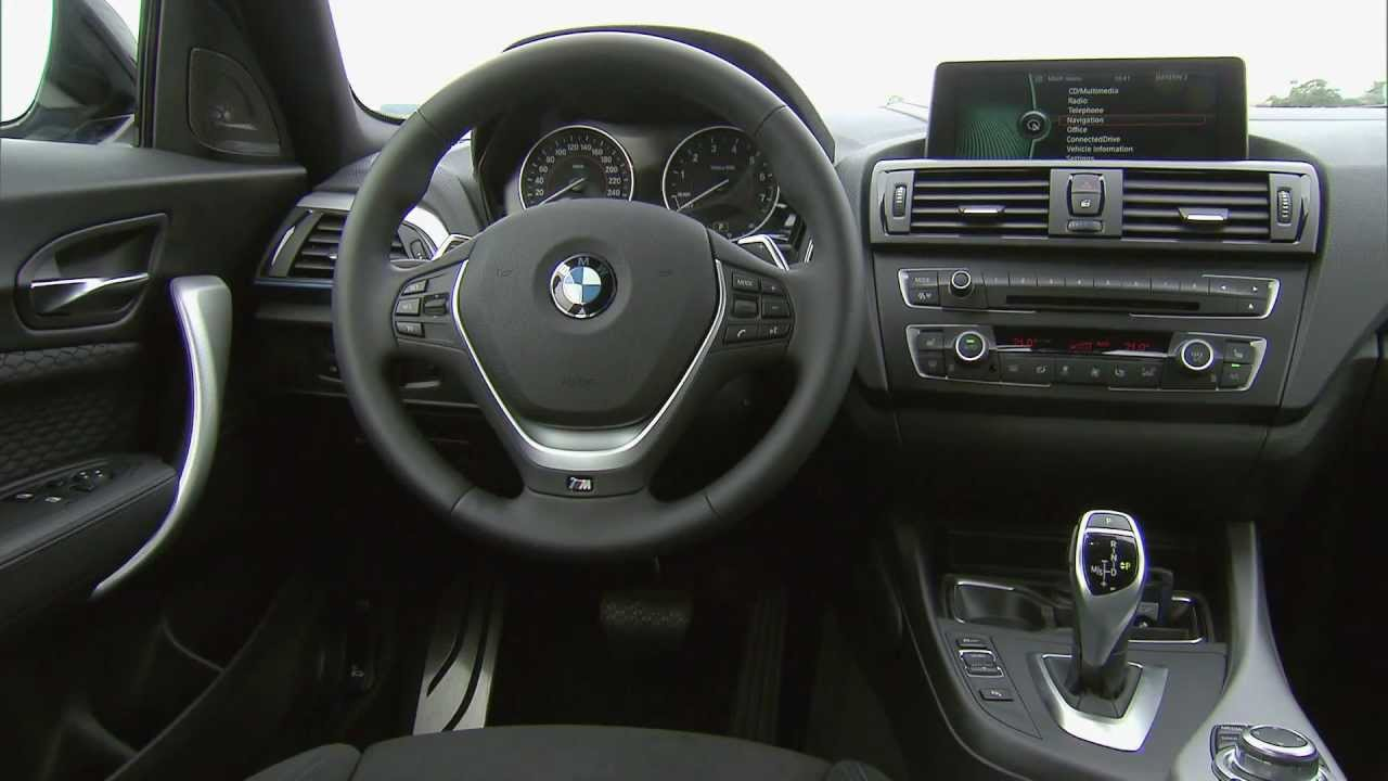 Bmw M135i 3 Door 1 Series F21 Interior Design And Engine