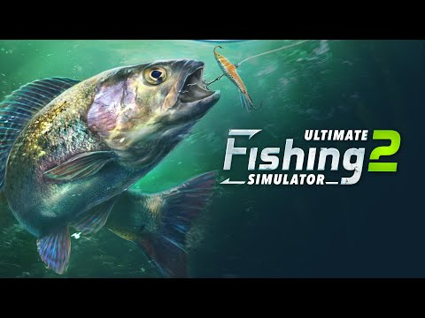 Ultimate Fishing Simulator 2 - Trailer
