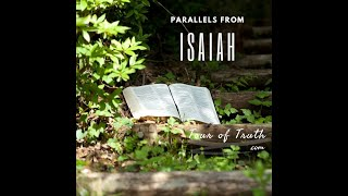 The Book of Isaiah Mirrors the Bible in Miniature