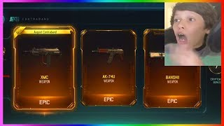 "BEST GRAND SLAM SUPPLY DROP OPENING REACTIONS! ""GRAND SLAM"" REACTION (SUPPLY DROP REACTIONS BO3)"