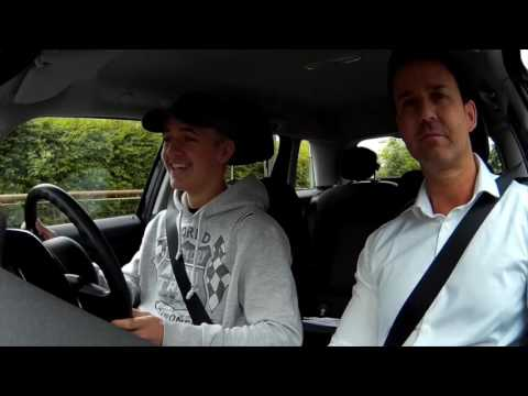 Bailey McConnell's Second Driving Lesson, Driving Test in 10 Days