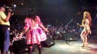 Tigresa del Oriente en Buenos Aires 24/05/2010 - En tus Tierras Bailare