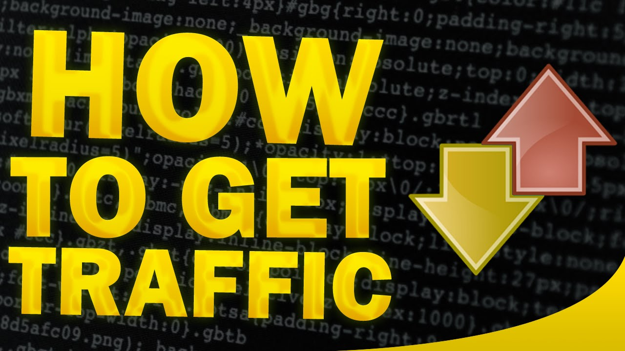 Get traffic on dating websites