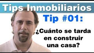 Casas en Queretaro: Tip 01: ¿Cuánto se tarda en construir? - Construye tu casa en Queretaro
