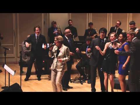 IU Vocal Jazz Ensembles ft. Janis Siegel - Operator