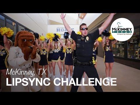 Lip Sync Challenge 2018 - McKinney, Texas Police Department