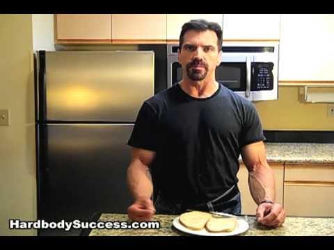 Delicious Whey Protein Sandwich