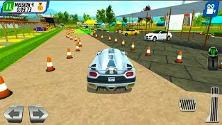 Parking Masters: Supercar Driver - Android GamePlay HD - SuperCar Driving Games Android