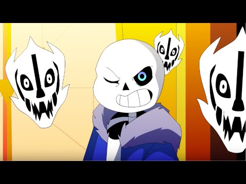 Undertale [Genocide AMV Animation] - Wolf in sheep's clothing (Re-Upload)