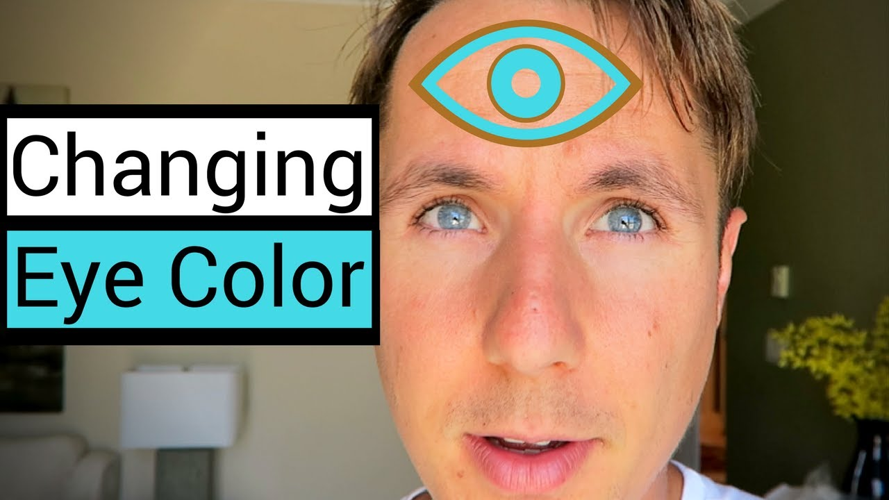 eye color change with vegan diet