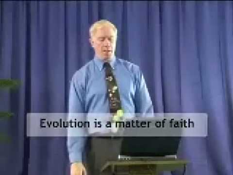 Mike riddle Exposes the Fossil Record that Support Evolution 4-6