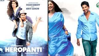 Tiger Shroff's Heropanti Inspired By Allu Arjun's Parugu