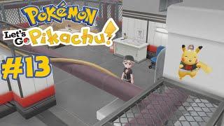 Jens Gennemføre: Pokémon Let's Go Pikachu - Episode 13