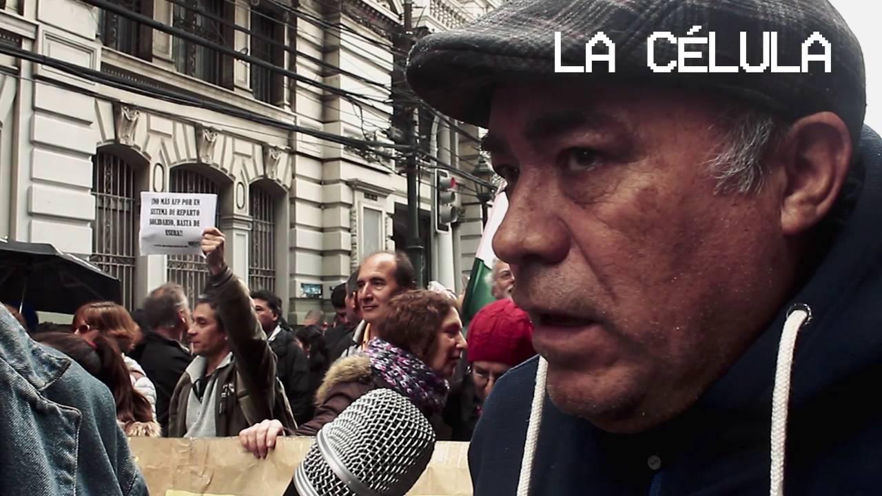 La Célula - MARCHA FAMILIAR #NOMÁSAFP VALPARAÍSO * 24/julio