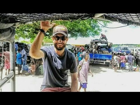 Taking Public Transport in Bougainville | Papua New Guinea - Podcast