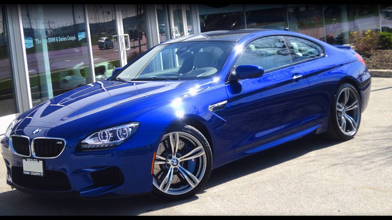 2016 bmw m6 convertible san marino blue youtube. Black Bedroom Furniture Sets. Home Design Ideas