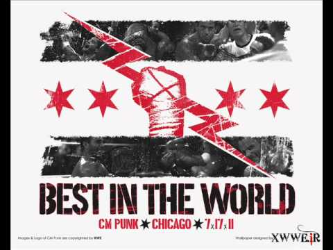 WWE - CM Punk: Official Theme [NEW] - Cult of Personality by Living Colour - Lyrics! - YouTube