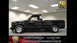 #184 - DET - 1990 Chevrolet C1500 SS 454