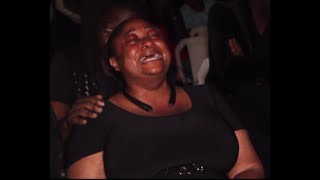 See Ronke oshodi okeFemi Adebayo  others stars Are Crying Bitterly At Moji Olaiyas Artist Night