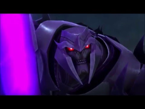 Transformers: Prime: All Optimus Prime vs Megatron Battles