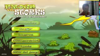 Frogs vs Storks - Gabriel Gamer Uruguay