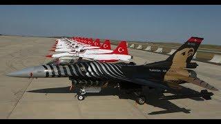 Türk Yıldızları - Solotürk - Helikopter // Samsun 2018 Hava Gösterileri