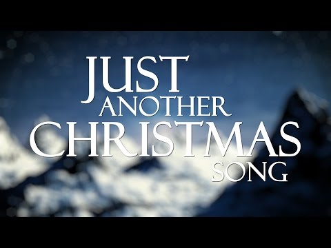 Just Another Christmas Song -  Peter Rexford (Lyric Video)