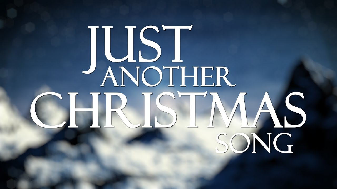 Just Another Christmas Song - Peter Rexford (Lyric Video) - YouTube