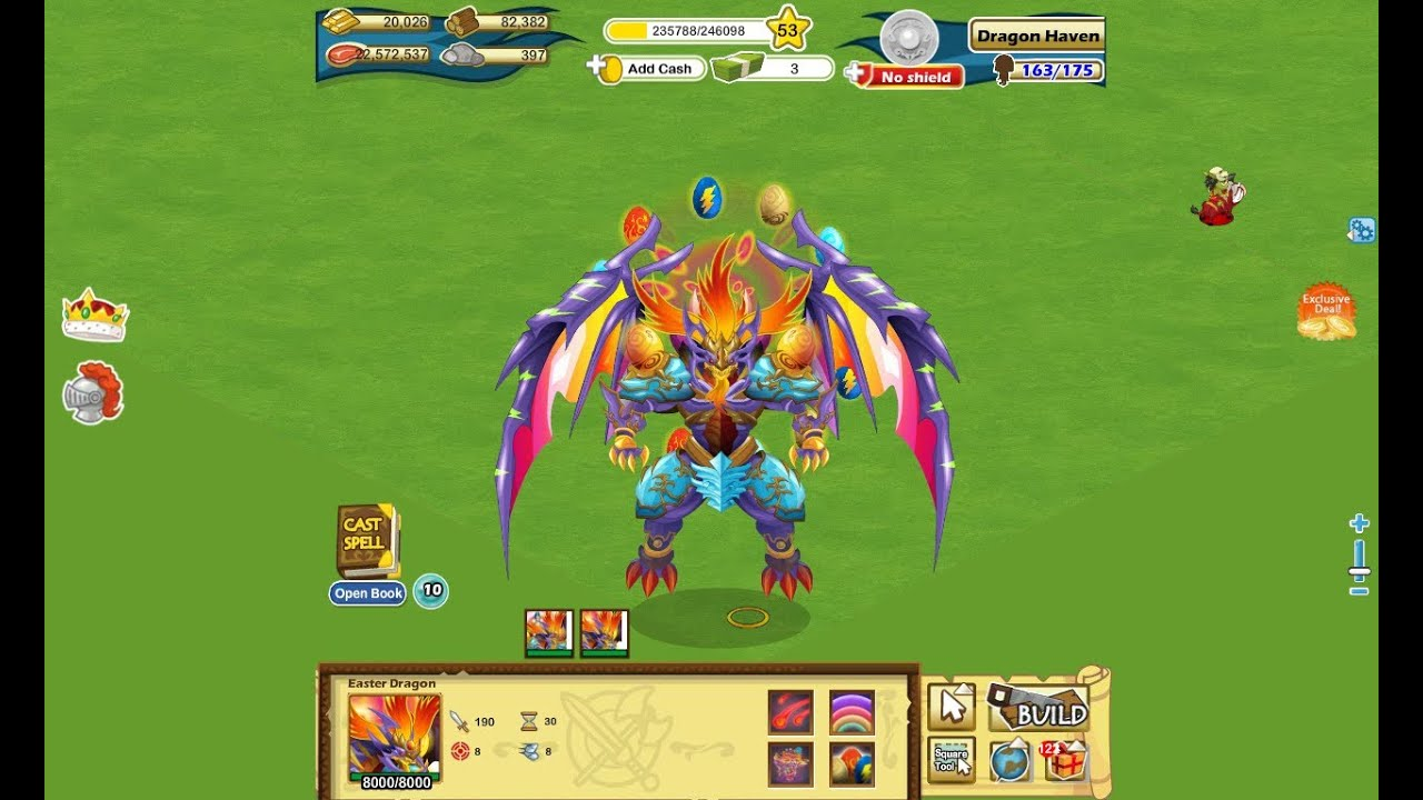 Summoners War dark monsters