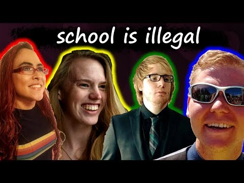 school is illegal