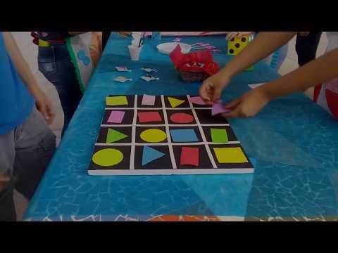 I Feira Interativa de Educação Matemática da UVA Realizada pelo Curso de Pedagogia